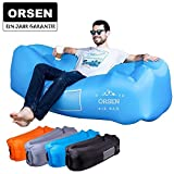 ORSEN Unisex Adult or2 Luft Couch, Meer, Strand (Blau01), 1
