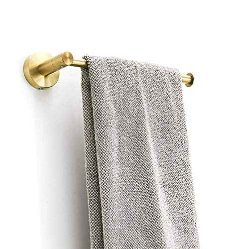 QIFA Handtuchhalter, Handtuchring Handtuchstange 304 Edelstahl, Bad Handtuchringe Badezimmerzubehör Für Badezimmer