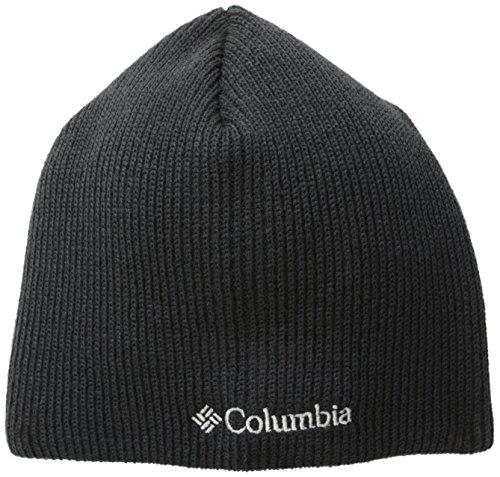 Columbia Whirlibird Watch Cap Beanie Berretto Invernale, Nero(Black/Black), Taglia Unica
