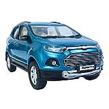 JRPT Sports Eco Indian SUV Toy Car (Blue)
