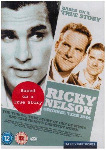 The Ricky Nelson Story [DVD] by Gregory Calpakis (Ricky Nelson-dvd)