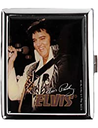 18er Zigarettenetui ELVIS THE KING #3 neu+ovp