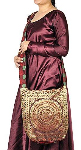 Ethnic Mandala Boho Bag