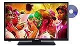 Telefunken L28H272I3D 72 cm (28 Zoll) Fernseher (HD Ready, Triple Tuner, DVD-Player)