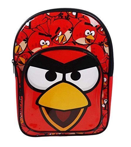 Image of Angry Birds Children's Arch Backpack, Red