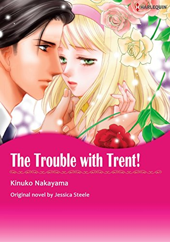 The Trouble With Trent!: Harlequin comics