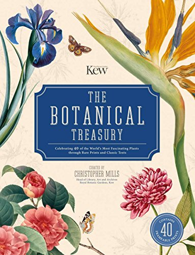 The Botanical Treasury par Christopher Mills