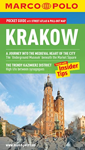 Krakow Marco Polo Pocket Guide (Marco Polo Travel Guides) (Marco Polo Guides)