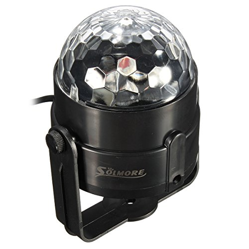 Commande Jeux Lampe Lumière Rgb 220v 5w Solmore Scène Sonore De qSMpGzVU