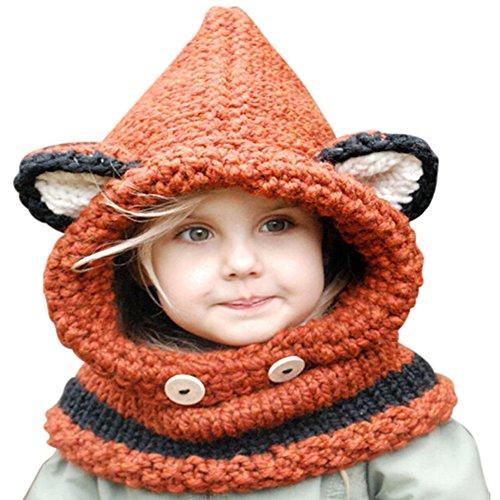 Cappelli e sciarpe con animali  GUIDA   d11b059b6d68