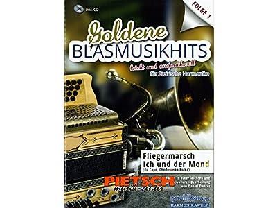 Michlbauer Harmonikawelt, Goldene BLASMUSIKHITS, Folge 1, incl. CD