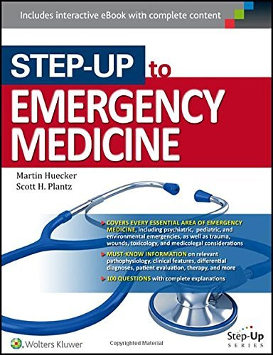 Step-Up to Emergency Medicine by Martin Huecker (2015-11-01)