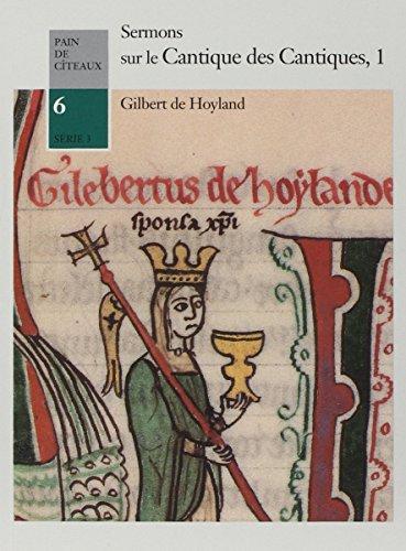 Sermons Cantique T1 Pdc6 par Hoyland Gilbert de