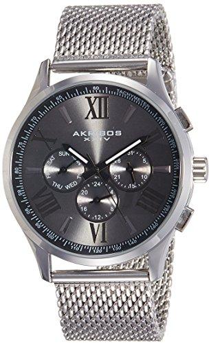 Akribos XXIV Reloj de Pulsera AK844SSB