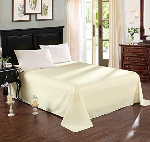 WOLTU BW5002bg, Tagesdecke Bettüberwurf Bettlaken Betttuch Haustuch Sofaüberwurf ohne Gummizug...