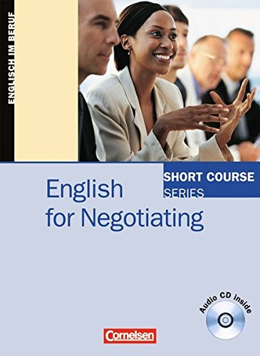 Short Course Series - Business Skills / B1/B2 - English for Negotiating,