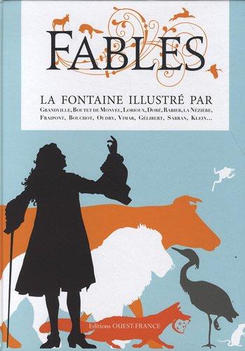 Fables de La Fontaine par Jean de La Fontaine