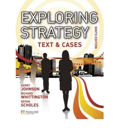 (Exploring Strategy Text & Cases Plus MyStrategyLab and The Strategy Experience Simulation) By Gerry Johnson (Author) Paperback on (Feb , 2011)