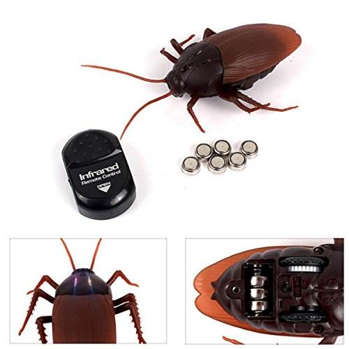 Doutree 629/5000 RC Fernbedienung Scary Creepy Insekt Kakerlake -