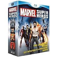 Marvel super heros : X-men le commencement ; X-men originis wolverine ; les 4 fantastiques et le surfer d'argent ; ...