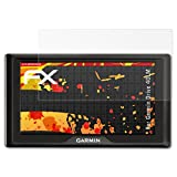 atFoliX Folie für Garmin Drive 40LM Displayschutzfolie - 3 x FX-Antireflex-HD hochauflösende entspiegelnde Schutzfolie