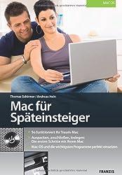 Mac für Späteinsteiger