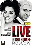 Anna Netrebko / Dimitri Hvorostovsky - Live From Red Square [DVD]