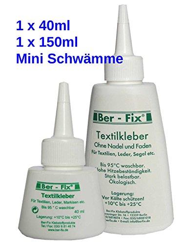 ber-fix-textilkleber-set-kochfest-mit-gratis-2-mini-schwammchen-40-ml-150-ml