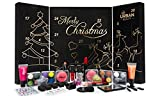 Urban Beauty Stylish Make-Up Advent Calendar Containing 24 Items With Fold-out Design