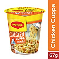 Maggi Chicken Cuppa Noodles pack of 6