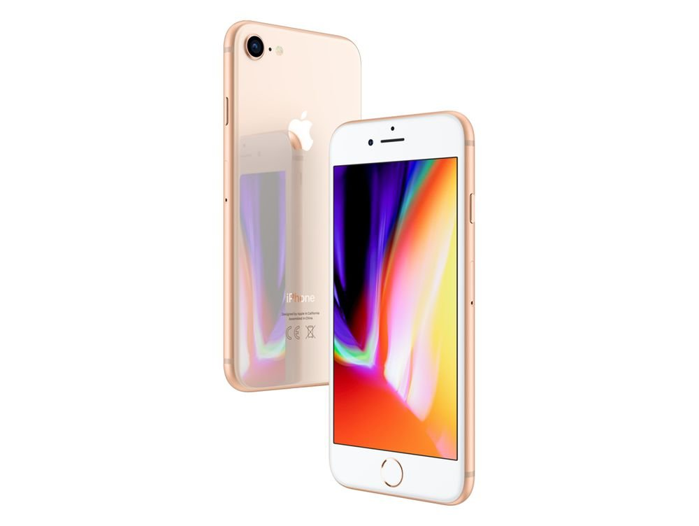 Apple iPhone 8 (4,7 Zoll), (64GB) Gold