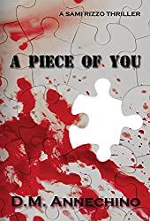 A Piece of You (Sami Rizzo series Book 3) (English Edition)