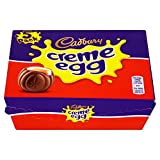Cadbury Crème Egg Chocolate Pack of 5, 197 g