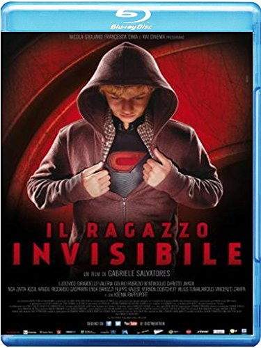 Il Ragazzo Invisibile (special edition +T-Shirt + adesivo) [Blu-ray] [IT Import] - Corporate Shirt