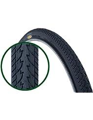 Fincci Slick deporte de carretera montaña bicicleta híbrida neumáticos 26 x 1,5 40-559