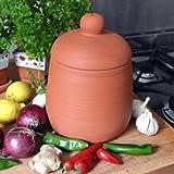 Terracotta Tandoori Pot (19 x 25cm)