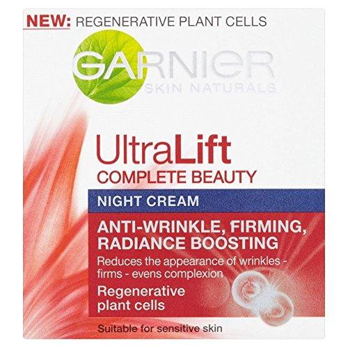 Garnier Skin Naturals Ultra Lift Anti- Falten- Nachtcreme (50 Ml)