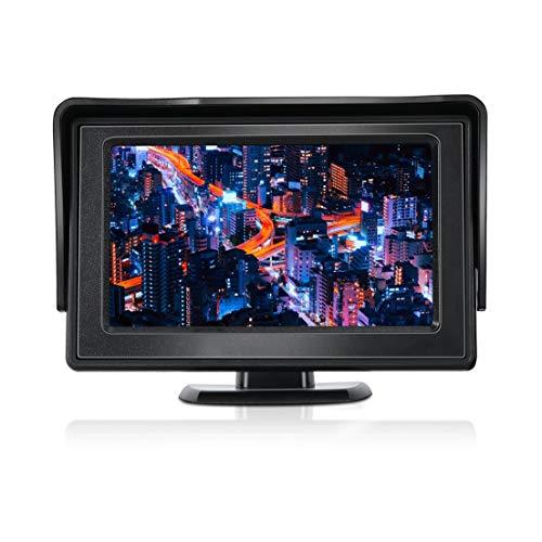 DFHJSXDFRGHXFGH-ES Estilo clásico 4.3 TFT LCD retrovisores
