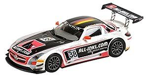 Minichamps 437123238-Vehículo en Miniatura-Modelo a Escala-Mercedes-Benz SLS AMG GT3-Fia GT World Championship 2012-Escala 1/43