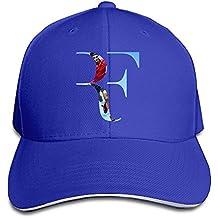 SUNNY fish6hh Unisex ajustable Roger Federer gorras de béisbol gorro talla única