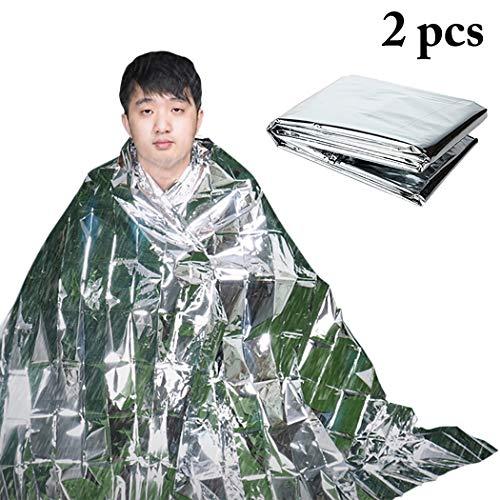 Fansport Backpacking Emergency Blanket Survival Blanket Raumdecke FüR Den AußEnbereich