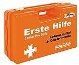 LEINA-WERKE REF 21108 Erste-Hilfe-Koffer Pro Safe - Gastronomie