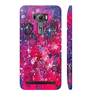 Asus ZenFone Selfie Blood in our veins designer mobile hard shell case by Enthopia