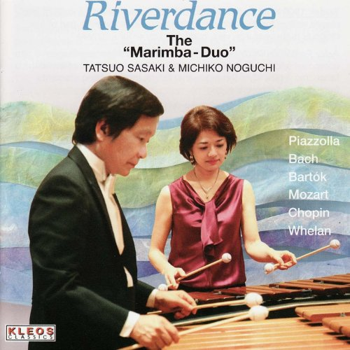 The Marimba Duo - Riverdance