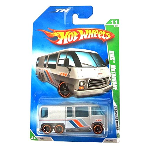 Hot Wheels 2009-11 Treasure Hunts GMC MOTORHOME 1:64 Scale by Hot Wheels