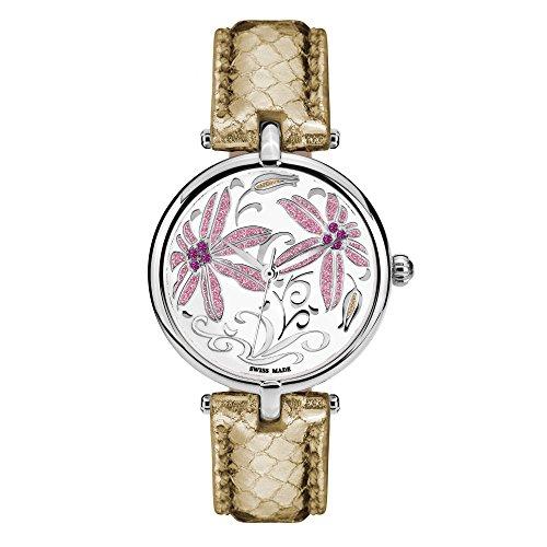 Mathieu Legrand Reloj con movimiento cuarzo suizo Woman Mlg-2003D 29 mm