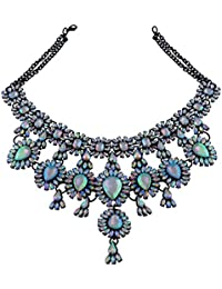 The Bling Stores Indo Western Heavy Stone Necklace