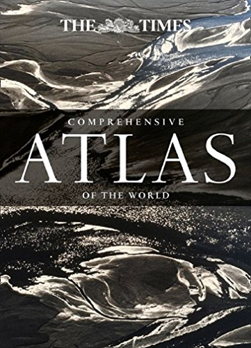 The Times Comprehensive Atlas of the World: The world's most prestigious and authoritative world atlas (Time Atlases) por VV.AA.