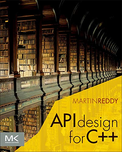 API Design for C++ par Martin Reddy