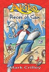 Akiko: Pieces of Gax (Akiko (eBook)) by Mark Crilley (2008-08-12)